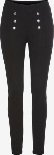 Tom Tailor Polo Team Leggings in schwarz, Produktansicht