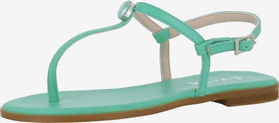 EVITA Sandale 'OLIMPIA' in jade, Produktansicht