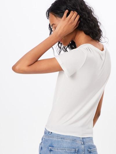 ONLY Koszulka 'Arli' w kolorze białym: Widok od tyłu