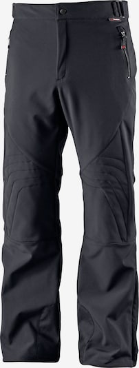 Maier Sports Outdoor Pants 'Lothar 2' in Black, Item view