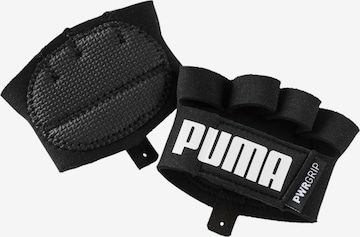Gants de sport PUMA en noir