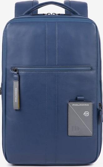 Piquadro Rucksack in blau, Produktansicht