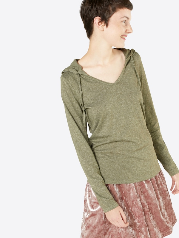 O'NEILL Shirt 'LW MARLY LONG SLEEVE TOP'