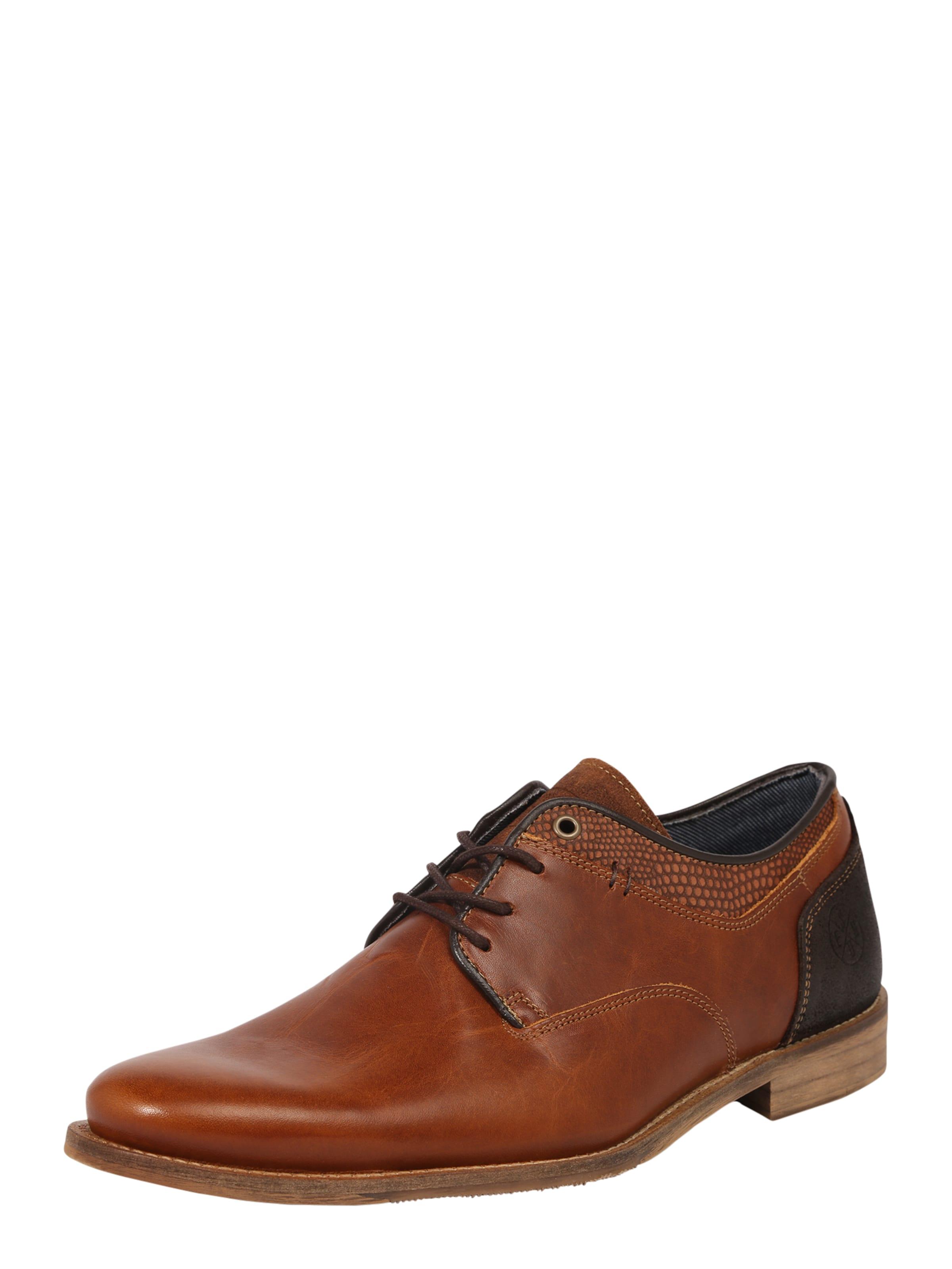 BULLBOXER Schnürschuh Günstige und langlebige Schuhe