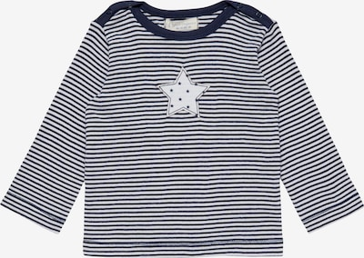 Sense Organics Shirt 'LUNA' in navy / weiß, Produktansicht