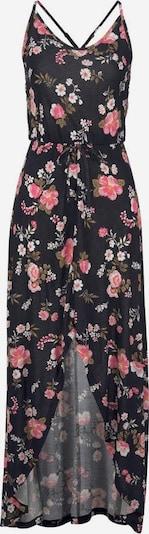 Vasarinė suknelė iš LASCANA , spalva - rožių spalva / juoda, Prekių apžvalga