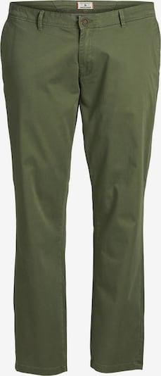 Kelnės iš JACK & JONES , spalva - rusvai žalia, Prekių apžvalga