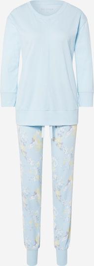 SCHIESSER Piżama w kolorze aquam, Podgląd produktu