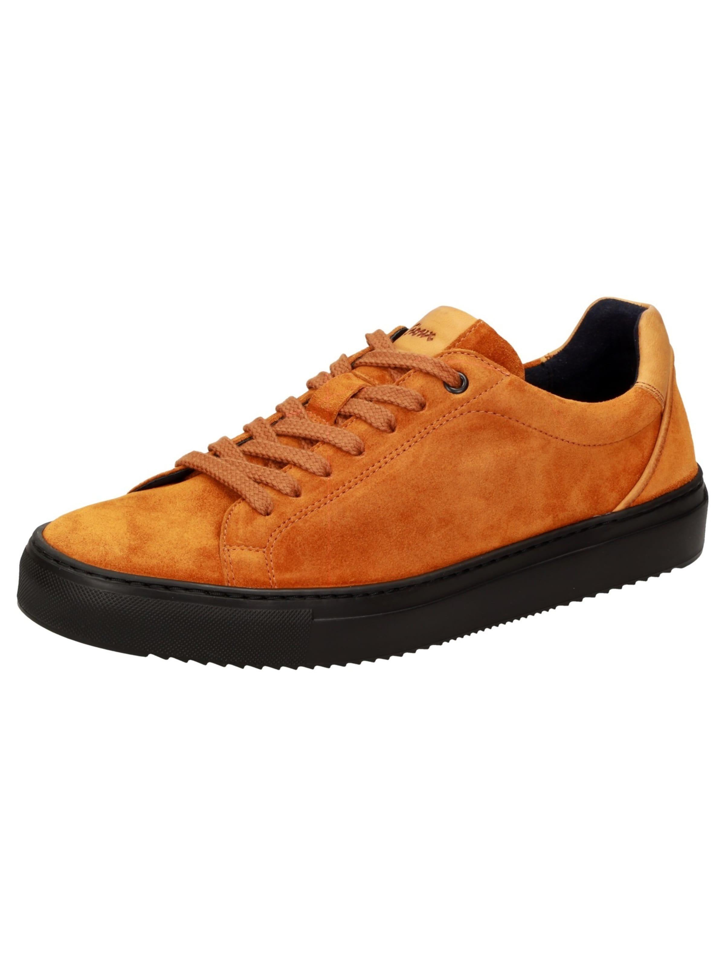 Dunkelgelb Sioux ' Rosdeco Sneaker 700 In tQhsrd