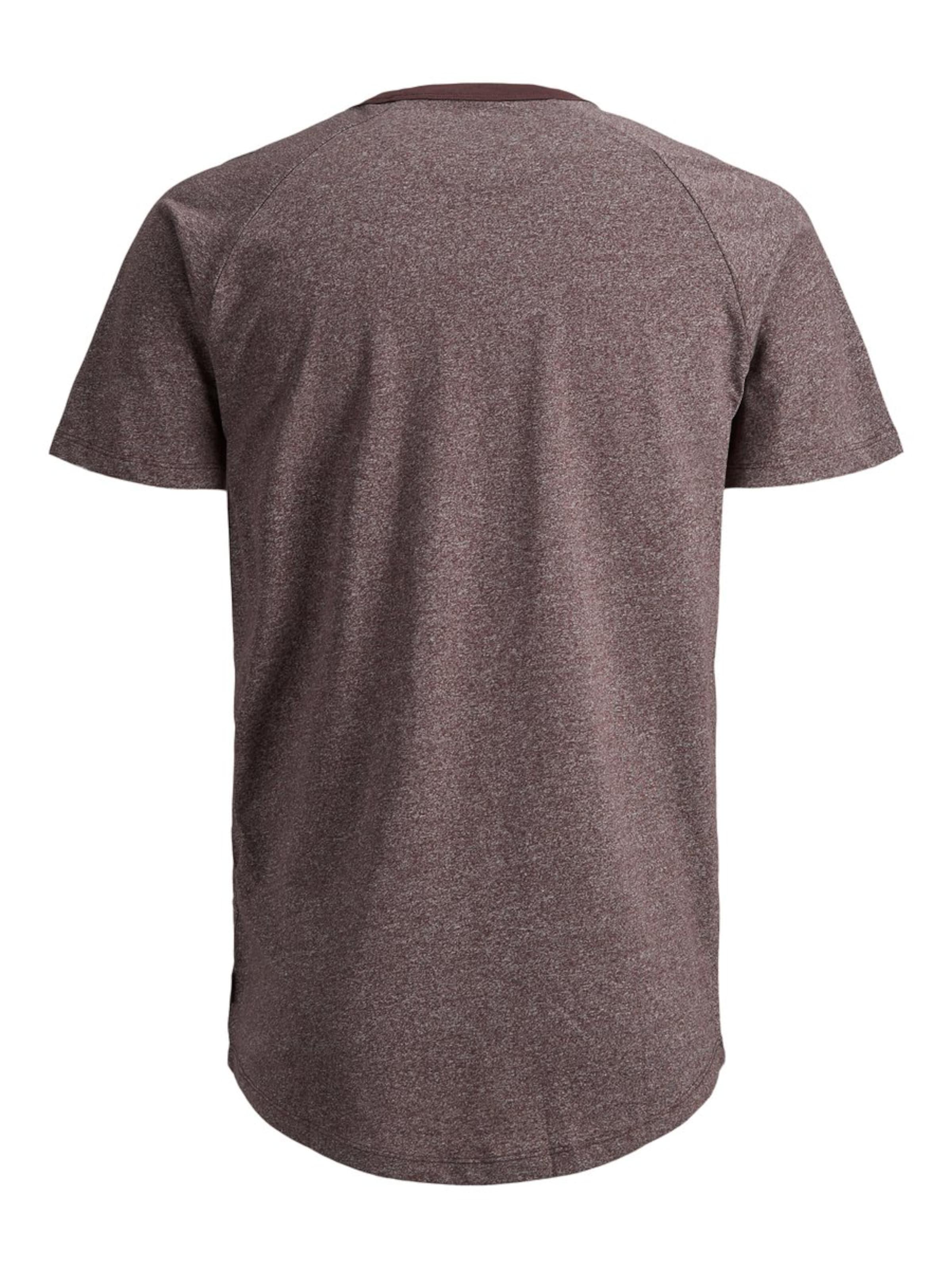 Jackamp; Rouge Jones En T shirt Foncé b7YyfI6gv