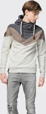hot sale naketano Sweatshirt 'Kifferboarder' in Donkerbeige