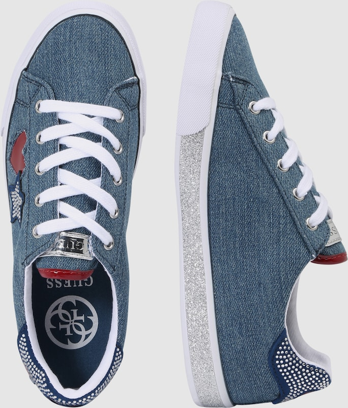 Guess Sneaker Memphis3