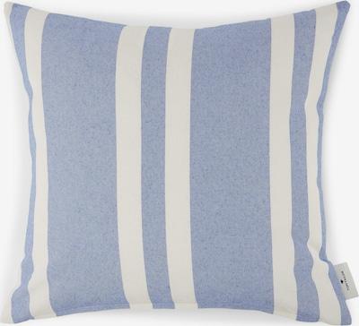 TOM TAILOR Kissen in blau / weiß, Produktansicht