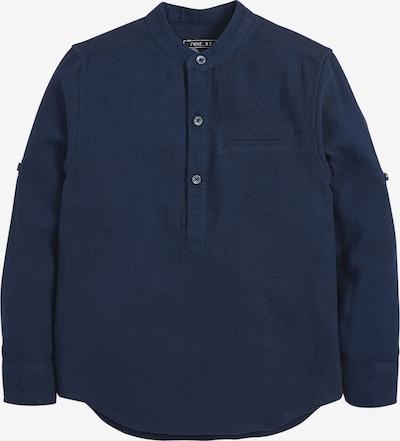 NEXT Hemd in marine, Produktansicht