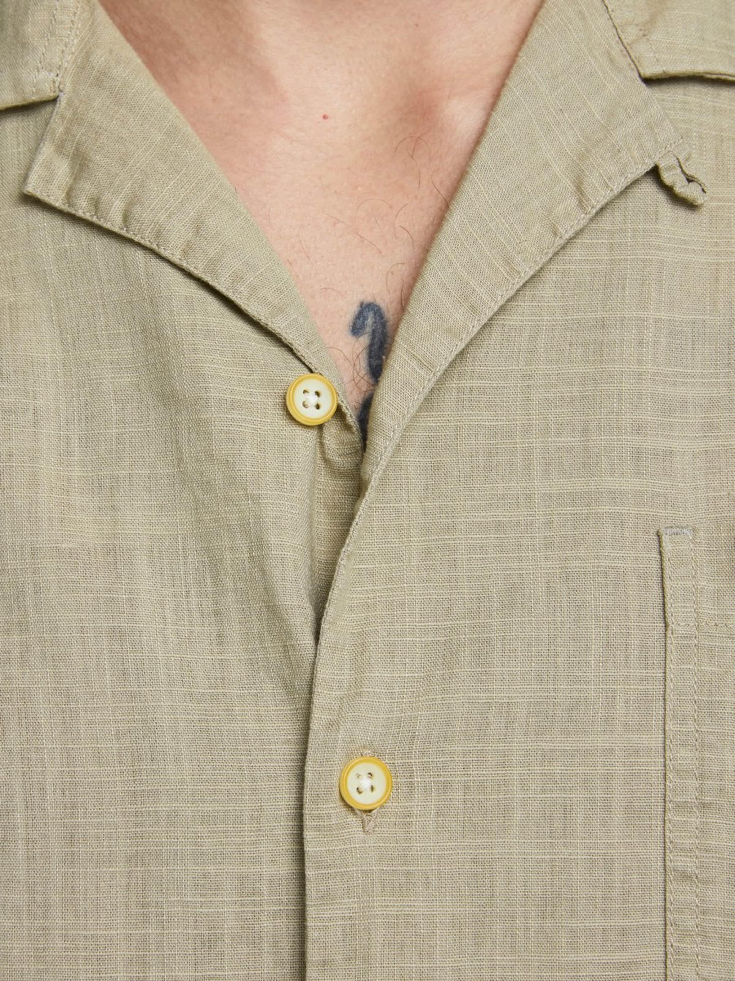 JACK & JONES Skjorta i beige