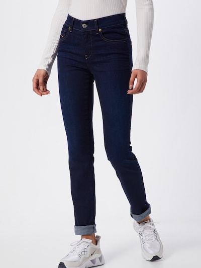 DIESEL Damen - Jeans 'D-SANDY' in indigo, Modelansicht