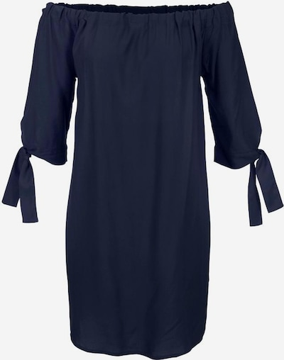 LASCANA Kleid in navy, Produktansicht