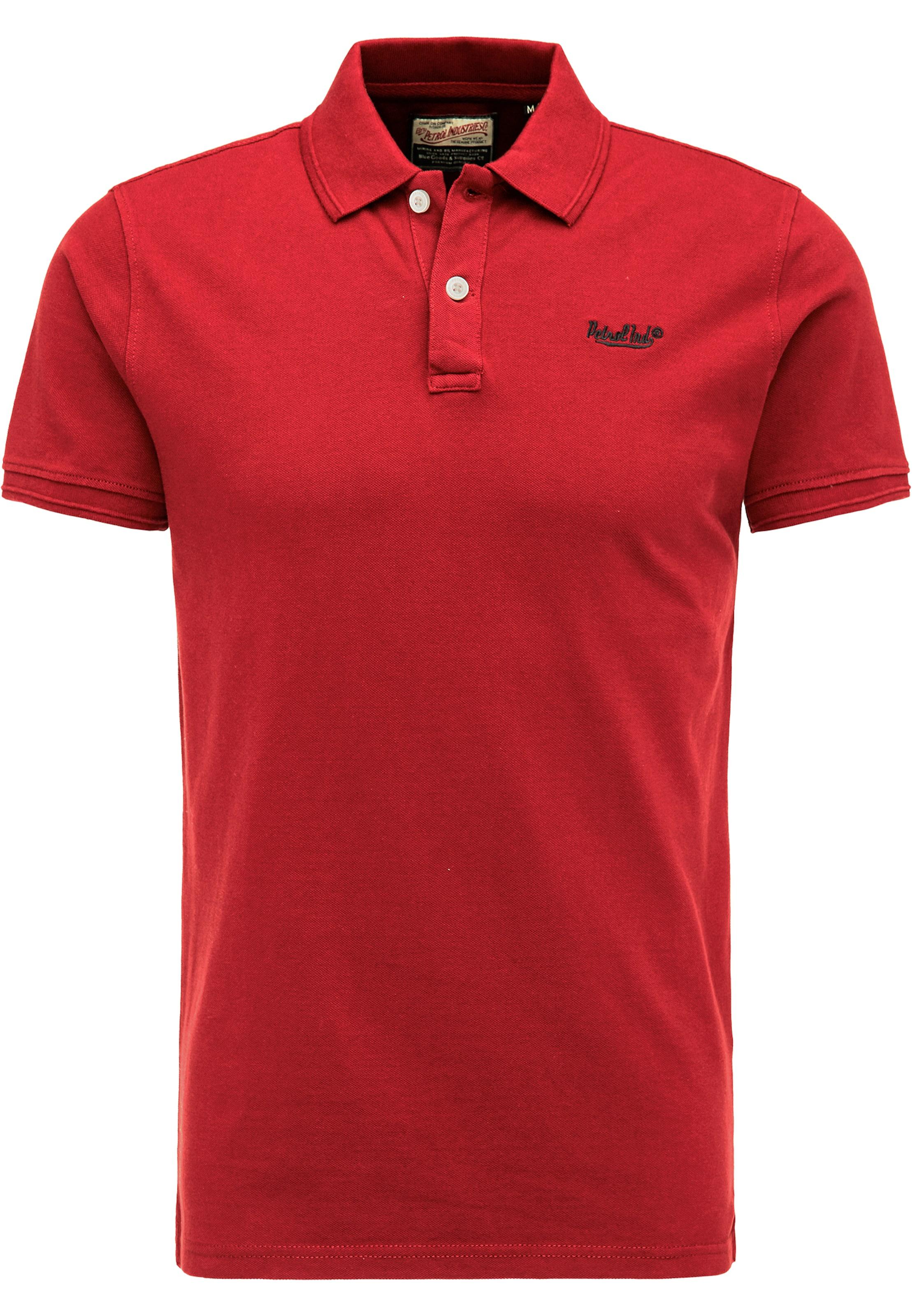 Rouge Petrol T shirt En Industries eE9YDH2WI