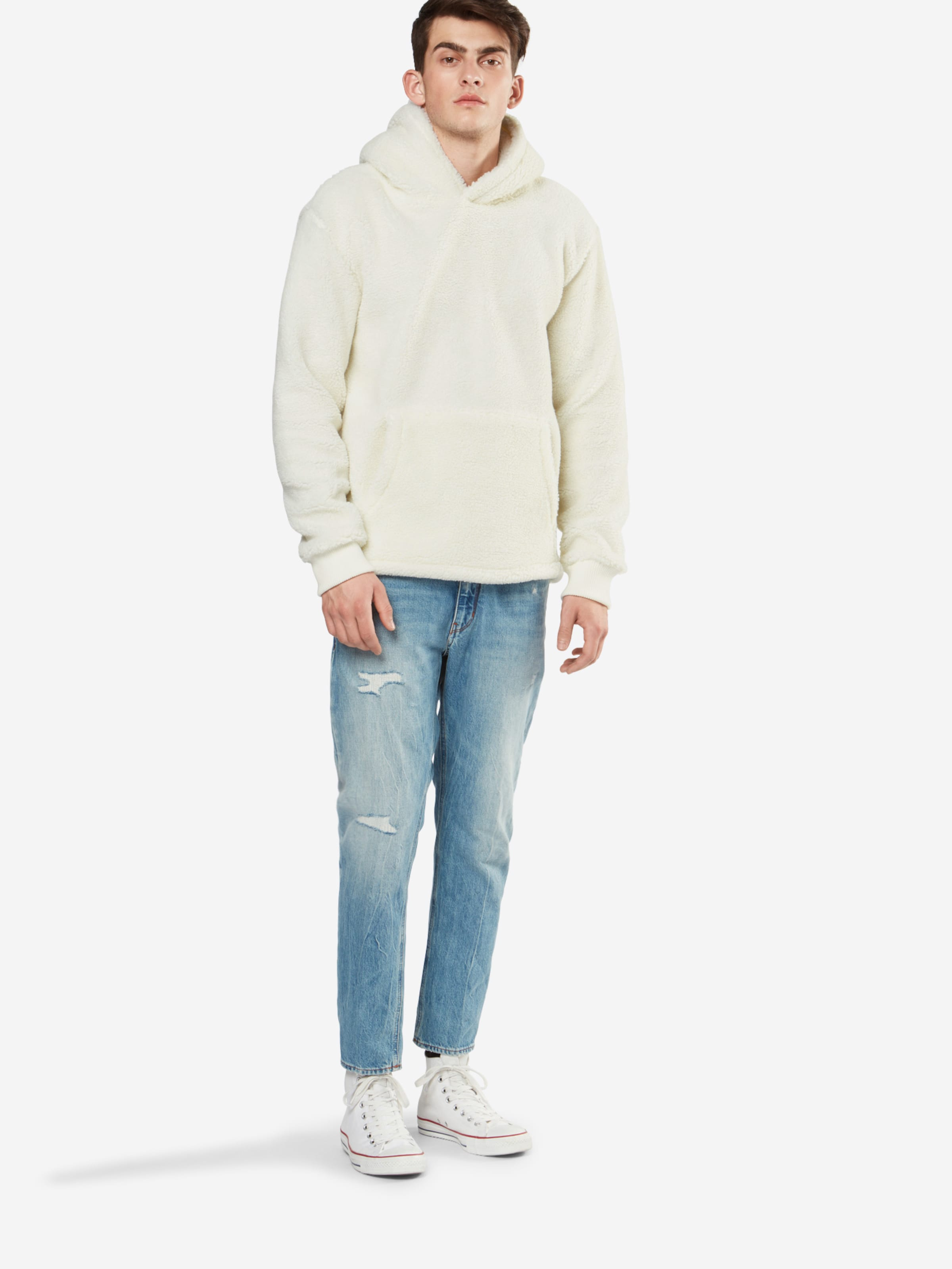 Review TEDDY' Pullover 'OVERSIZED TEDDY' 'OVERSIZED Review Pullover z5Uq6fn