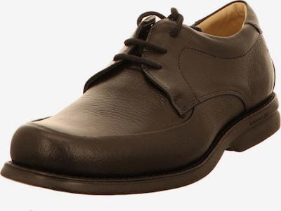 Anatomic Schnürschuh in braun, Produktansicht