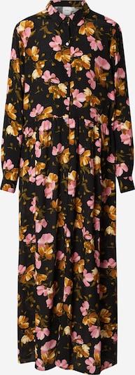 ICHI Blousejurk in de kleur Gemengde kleuren / Zwart, Productweergave