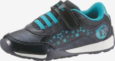 GEOX Kids Geox Kids Sneaker 'Jocker Plus Girlom' in navy, Produktansicht