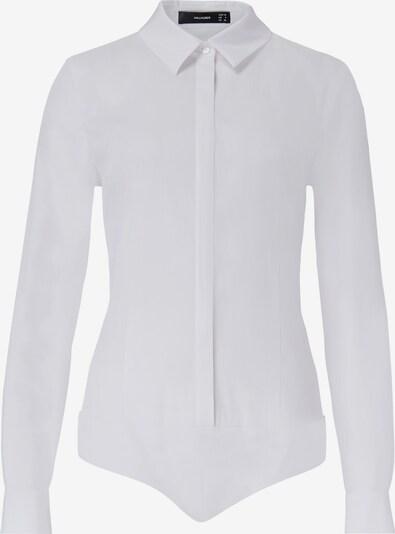 HALLHUBER Bodybluse 'CLARISSA' in weiß, Produktansicht