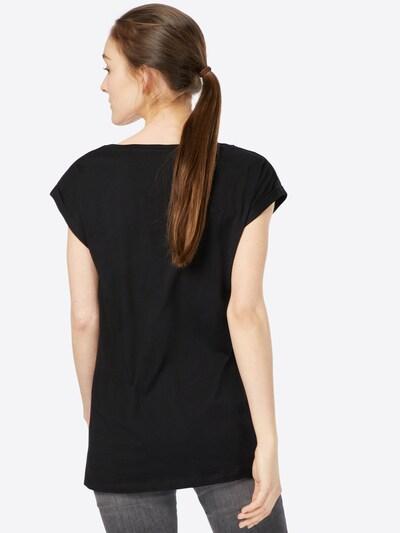 Iriedaily T-Shirt 'The Flag' in schwarz: Rückansicht
