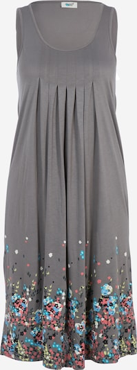 BEACH TIME Плажна рокля в светлосиньо / жълто / сиво / тъмносиво / бледорозово / бяло, Преглед на продукта