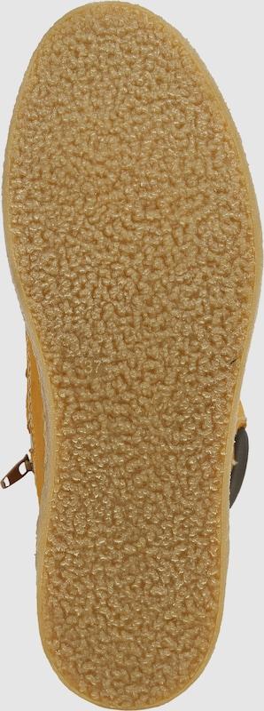 BULLBOXER Schnürsneaker mit gepolstertem Schaft