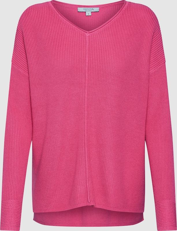 COMMA Pullover in Rosa  Markenkleidung für Männer und Frauen