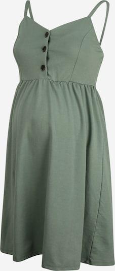 MAMALICIOUS Robe d'été 'MLSALLIE S/L JERSEY ABK DRESS' en vert, Vue avec produit
