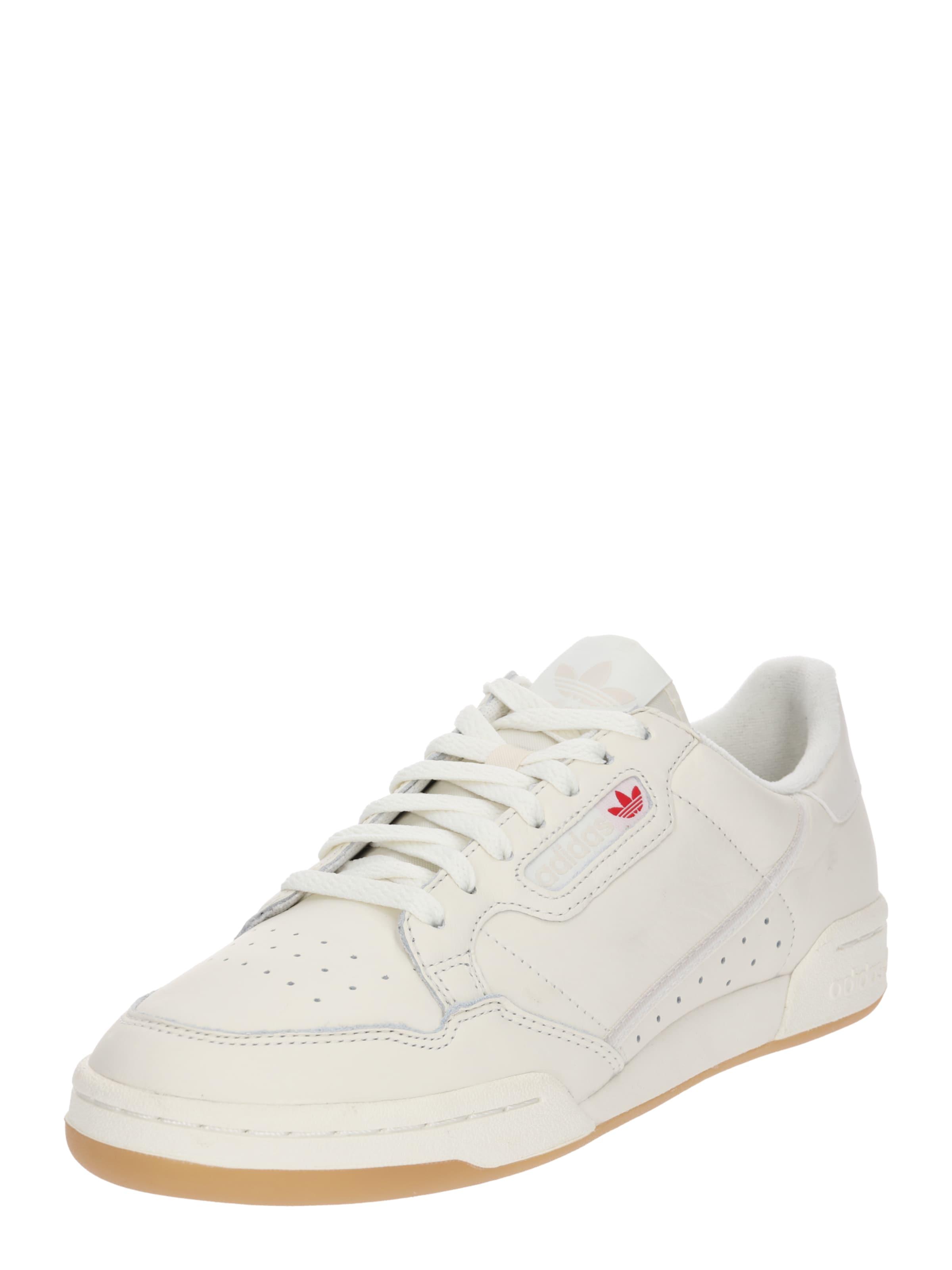 NavyRot In Weiß Adidas Originals Sneaker 80' 'continental IWD29EH