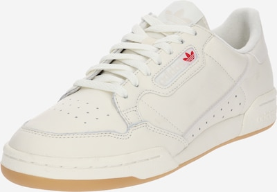 ADIDAS ORIGINALS Sneakers laag 'CONTINENTAL 80' in de kleur Offwhite, Productweergave