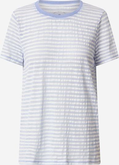 TOM TAILOR T-shirt en bleu / blanc cassé, Vue avec produit