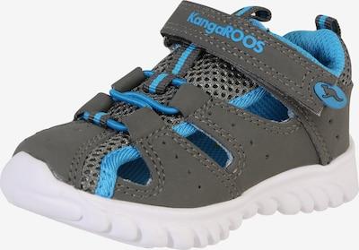 KangaROOS Sandale 'Rock lite' in blau / grau, Produktansicht
