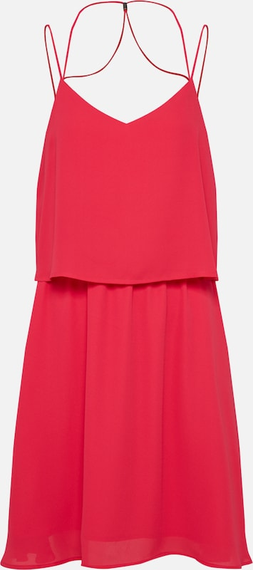 De En Object Cocktail Robe 'janiston' Rouge Clair O0Pk8nw