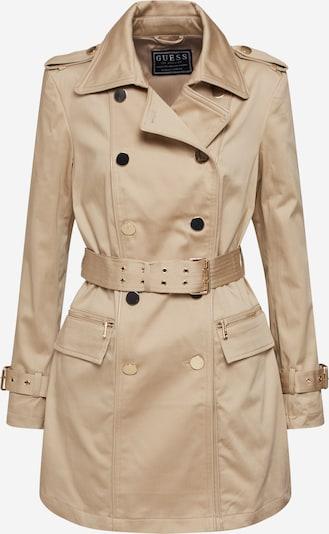 GUESS Manteau mi-saison en beige, Vue avec produit