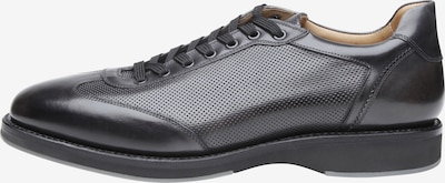 SHOEPASSION Sneaker Rahmengenäht 'No. 921' in schwarz, Produktansicht