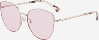Ochelari de soare 'MQ0184SK-004 59' McQ Alexander McQueen pe auriu / roz, Vizualizare produs