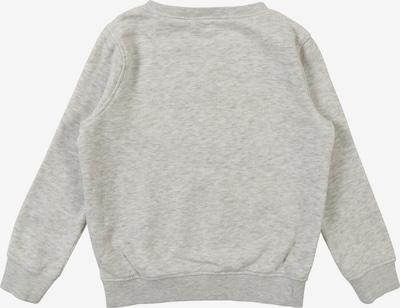 REVIEW FOR KIDS Sweatshirt 'KB-19-S204' in graumeliert: Rückansicht