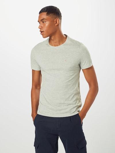 GUESS T-Shirt en gris: Vue de face