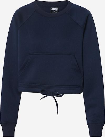 Urban Classics Sweatshirt in nachtblau, Produktansicht