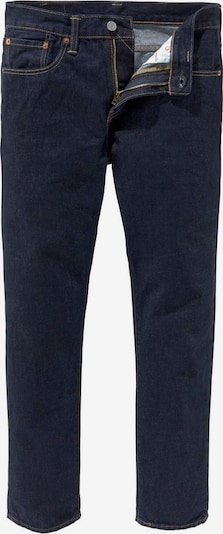 LEVI'S Jeans '502™' in black denim, Produktansicht