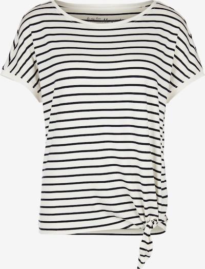 s.Oliver T-Shirt in schwarz / weiß, Produktansicht