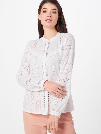 ONLY Bluse  'MIRIAM' in weiß, Modelansicht