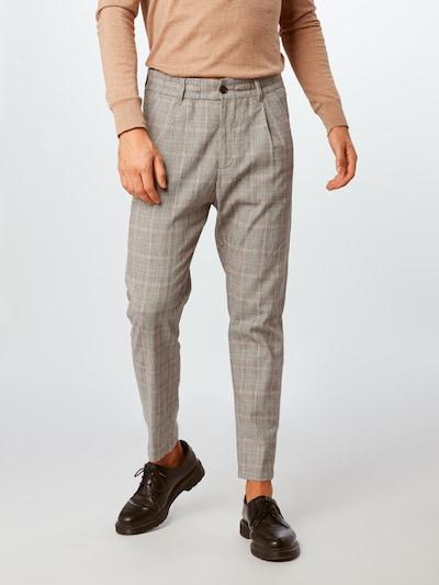DRYKORN Kalhoty 'CHASY' - béžová, Model/ka