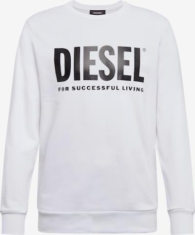 DIESEL Sweatshirt in weiß, Produktansicht
