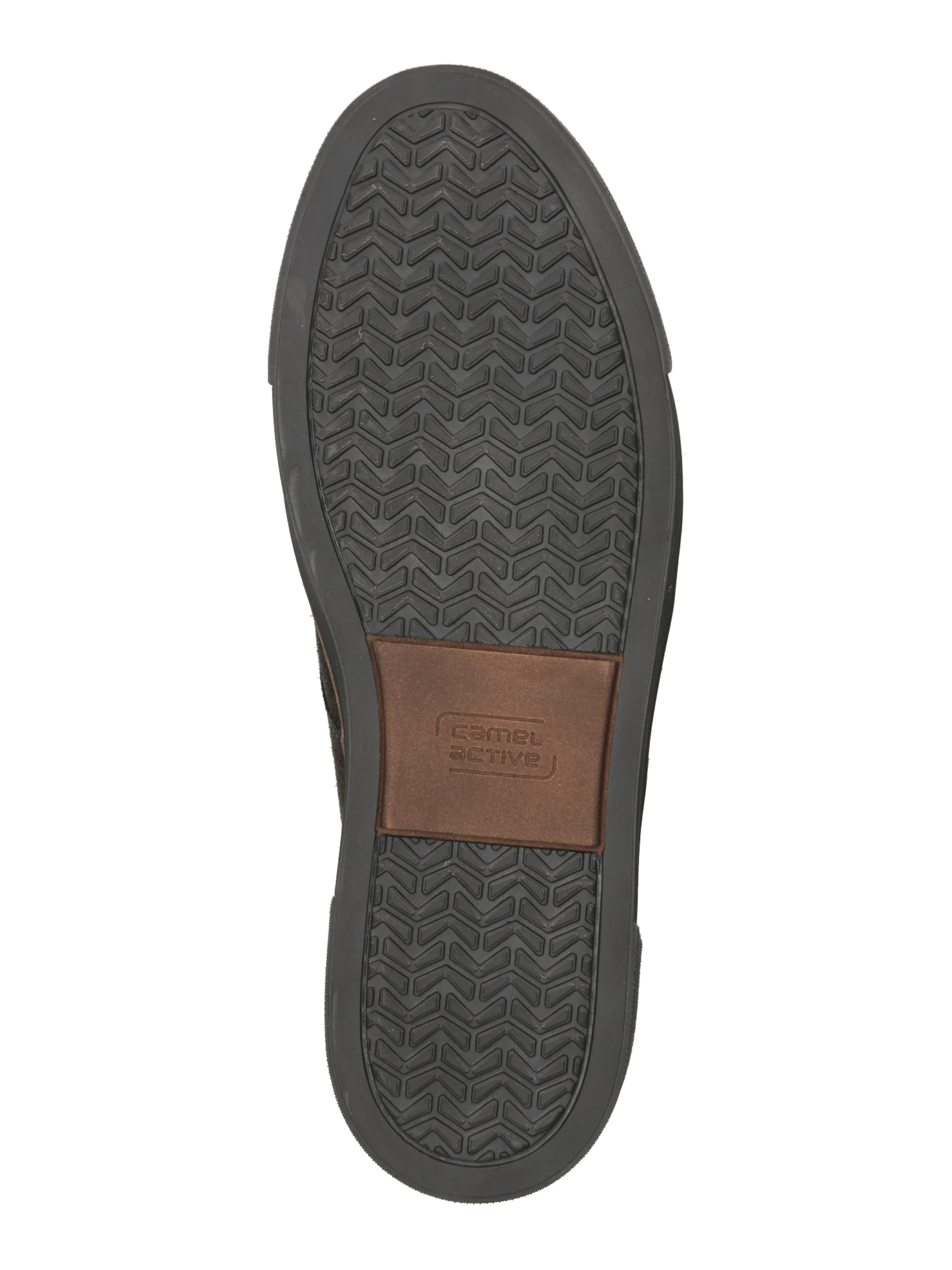 Basaltgrau Sneaker Active In Camel 'racket' MqGLSzUVp