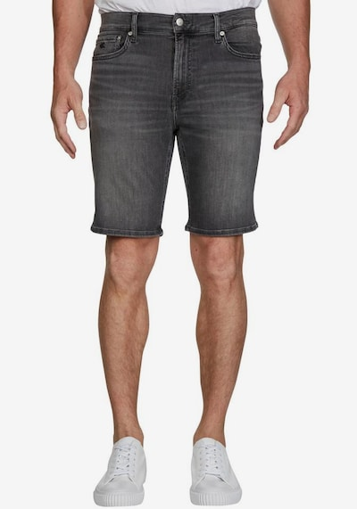 Calvin Klein Jeans Jeans in grey denim, Modelansicht